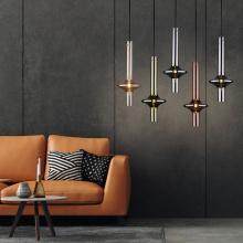 Luz de teto LED moderna sala viva