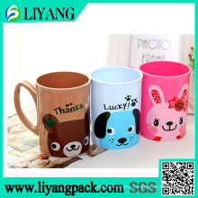 Cute Cartoon, Heat Transfer Film for Plastic Cup