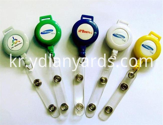 ABS YoYo Badge Holder