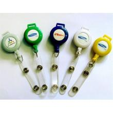 Round Retractable Badge Reels With BSCI