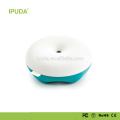 hot selling 2017 amazon blue bedside lamp with smart gesture control rechargeable battery