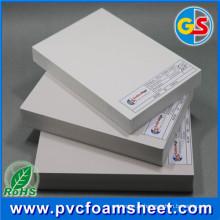 Fabricante de placa de espuma de propaganda em PVC