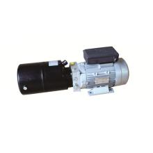 Эвакуатор с гидравлическим насосом переменного тока