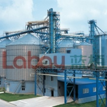 Steel Silo and Accssories for Grain/Paddy Storage and Milling Plant