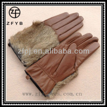 Best-selling women's fashion fur glove