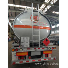 Petrol Tank Semi-Trailer for Shell