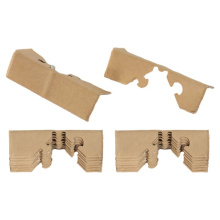 Top quality cheap kraft paper corner guard protector for sale