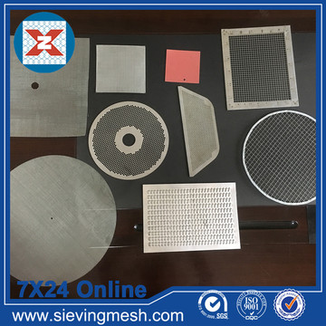 Mesh Disc Filter Stainless Steel