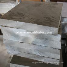 Aluminium Plate Alloy 6061 T6 Aircraft Grade Aluminum Sheet