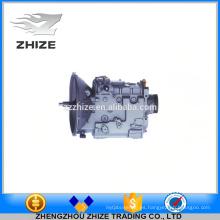 Yutong Kinglong Higer Shenlong piezas de autobús 5S1300Five engranaje sincrónico máquina tipo de transmisión mecánica para caja de cambios del automóvil