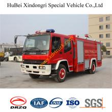 8ton Dongfeng EQ1141kj 153 Foam Fire Truck Euro3