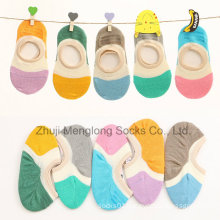 Invisible Assorted Color Summer Socks