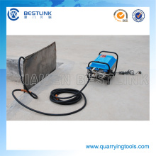 China Factory Granite Block Push Device Hydro Bag for Quarrying