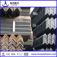 Hot Rolled Mild Angle Iron Bar (25*25mm-250*250mm)