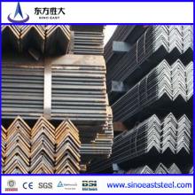Barra de ferro suave do ângulo do rolo quente (25 * 25mm-250 * 250mm)