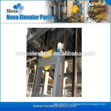 Канат 1: 1 и канат 2: 1-лифтовый пассажирский лифт с рамкой противовеса
