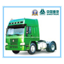 371HP HOWO Heavy Duty 4 X 2 Tractor Truck Head
