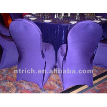 purple chair stretch chair cover,CT172,fit for all the chairs