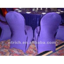 tampa de cadeira, CT172, apto para todas as cadeiras de estiramento cadeira roxa