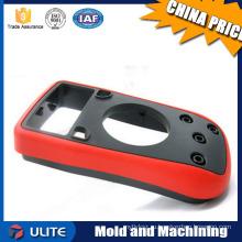 Запасные части для литья под давлением на крышке корпуса и пластмассовые детали для литья под давлением