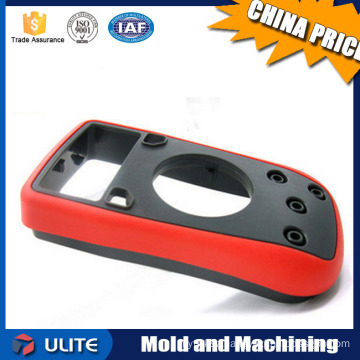 Cover shell box injection molded plastic parts and plastic injection moulding machine spare parts
