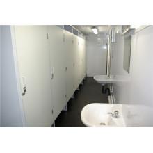 Vorgefertigte Container Toilette (shs-mc-ablution007)