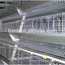 3 and 4 tiers A type layer chicken cages