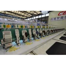 Máquina de bordado mezclada de alta velocidad del bordado para la venta