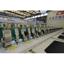 CBL 20 heads belting computerized embroidery machine