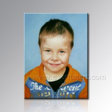 Handmade Child Portrait Painting (PT-008)