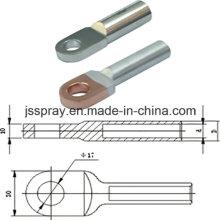 Tipo Dtc Terminal de la rama del cable de cobre