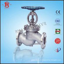Кованые стальные фланцевые запорный клапан