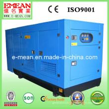 Grupo de gerador diesel Water-Cooled à prova de som do fornecedor de China 100kw