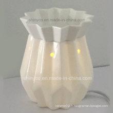 Chauffe-eau électrique translucide à lumière LED