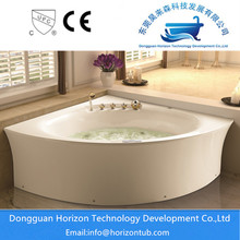 Luxury Whirlpool corner Bathtub