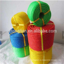 Cordón de nylon colorido de la mejor calidad para la venta caliente