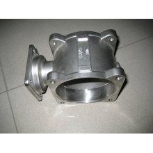 Cuerpo de válvula de fundición de inversión de acero inoxidable OEM