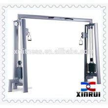 kommerzielle Fitnessgeräte Kabel Crossover-Maschine XH-08
