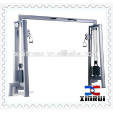 appareil de fitness commercial câble crossover machine XH-08