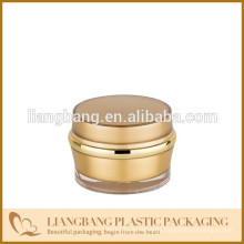 cosmetic packaging,Jar with Acrylic +PP inner