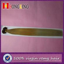 Brosse de boucle d'extension de cheveux pour la partie