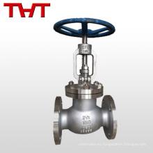 API estándar carbonsteel A216 WCB ANSI B16.1 brida válvula de globo