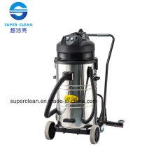 Light Clean 80L Wet and Dry Vacuum Cleaner with Squeegee