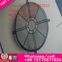 """Cubierta de ventilador de escape de alta calidad 9, parrilla de ventilador de acero inoxidable y ventilador de enfriamiento Guardia de metal """"12"""" 16 """"Parrilla de ventilador eléctrico de metal de 18"""" 20 """", protector de ventilador,"""