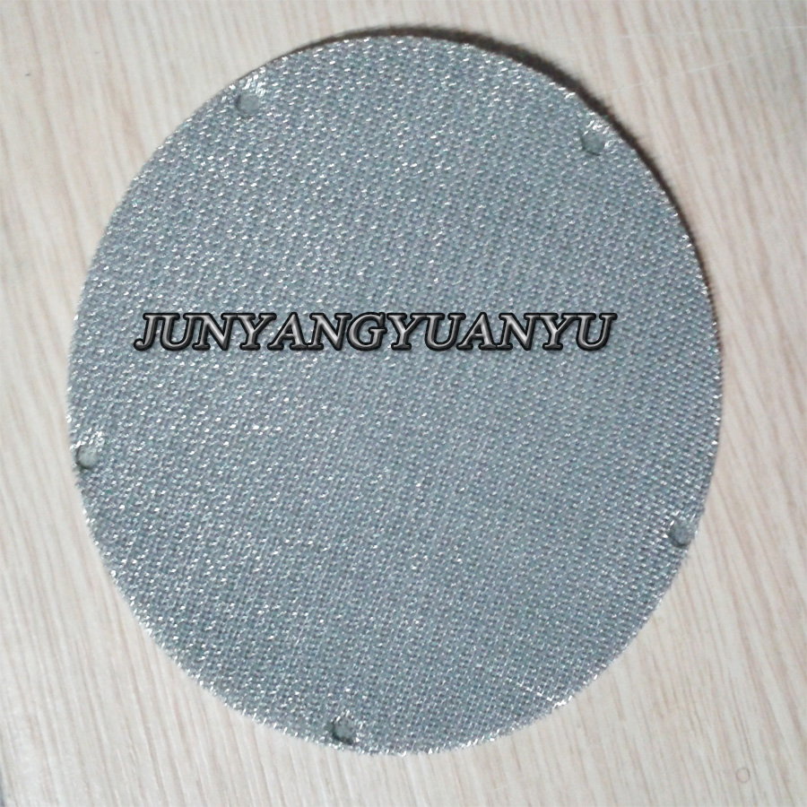 Stainless Steel Mesh Discs