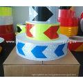 PVC-Pfeil fertigen Farbreflexions-Band für Fahrzeug besonders an