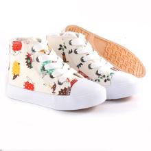 Zapatos de lona para niños Zapatos para niños de nueva moda (SNC-24216)