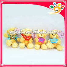 2014 New Lovely Bär beschreibbare Plüsch Bär Spielzeug