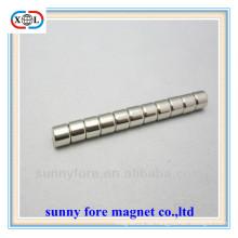Runde Ndfeb Magnet für Kühlschrank-magnet