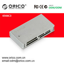 ORICO 6566C3 USB3.0 Kartenleser kann SD / TF / CF / MS / M2 / XD Karten unterstützen